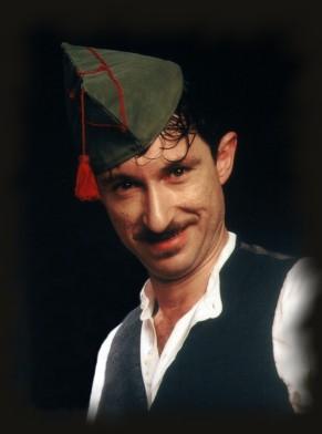 Josean de Miguel como Paulino en '¡Ay, Carmela!'