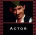 Botón de acceso al apartado 'Actor' de Josean de Miguel