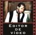 Botón de acceso al apartado 'Editor de vídeo' de Josean de Miguel